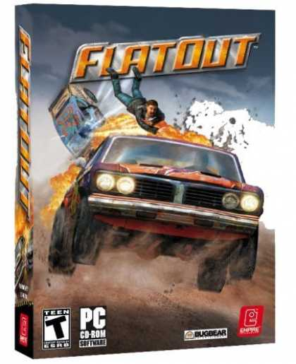 Bestselling Games (2006) - FlatOut