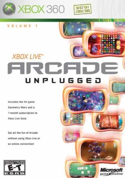 Bestselling Games (2006) - Xbox Live Arcade Unplugged