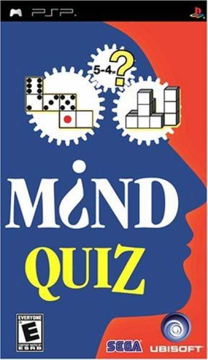 Bestselling Games (2006) - Mind Quiz