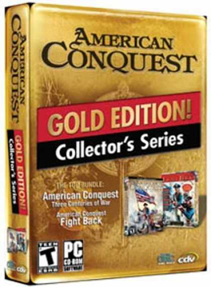 Bestselling Games (2006) - American Conquest Gold