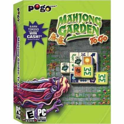 Bestselling Games (2006) - Mah Jong Gardens To Go (Jewel Case)