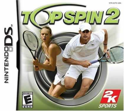 Bestselling Games (2006) - Top Spin 2