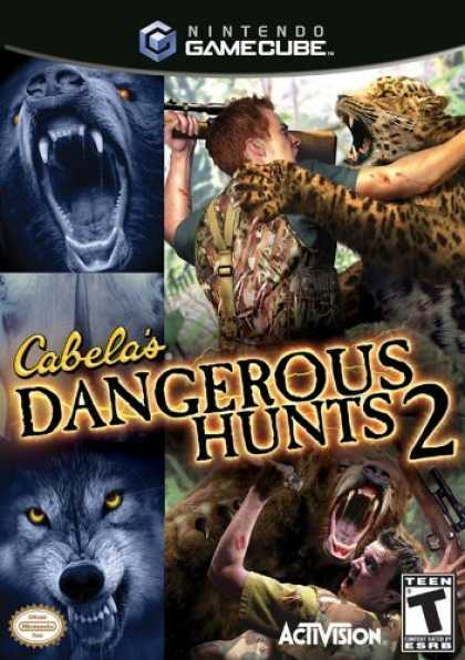 Bestselling Games (2006) - Cabela's Dangerous Hunts 2