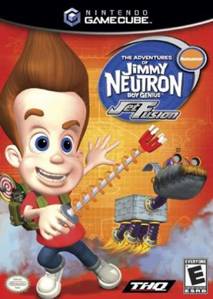 Bestselling Games (2006) - Jimmy Neutron Jet Fusion