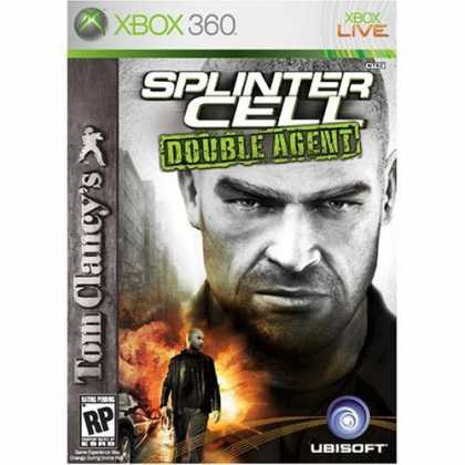 Bestselling Games (2006) - Tom Clancy's Splinter Cell Double Agent Limited Edition (Includes Golden Key Pro