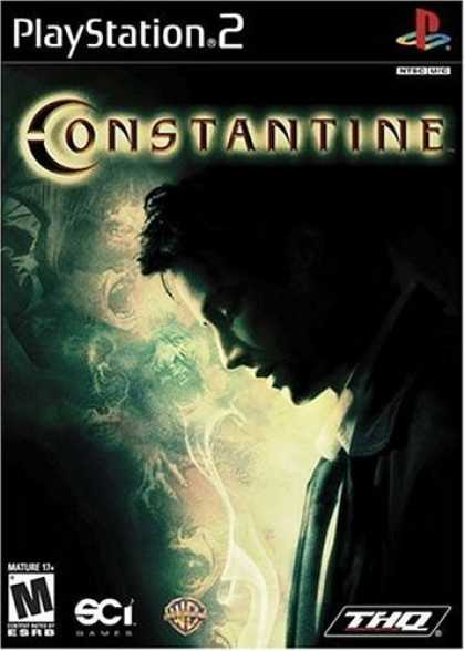 Bestselling Games (2006) - Constantine