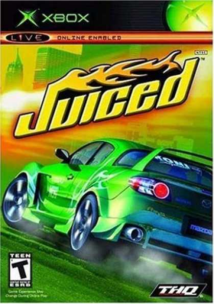 Bestselling Games (2006) - Juiced