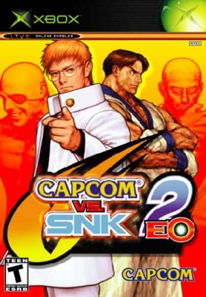 Bestselling Games (2006) - Capcom vs. SNK 2 EO