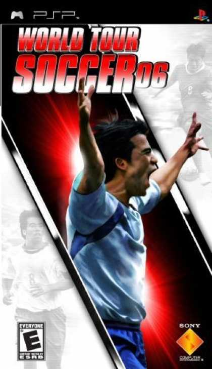 Bestselling Games (2006) - World Tour Soccer 06