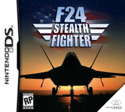 Bestselling Games (2006) - F24 Stealth Fighter
