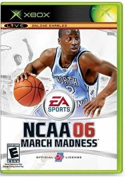 Bestselling Games (2006) - NCAA March Madness 06