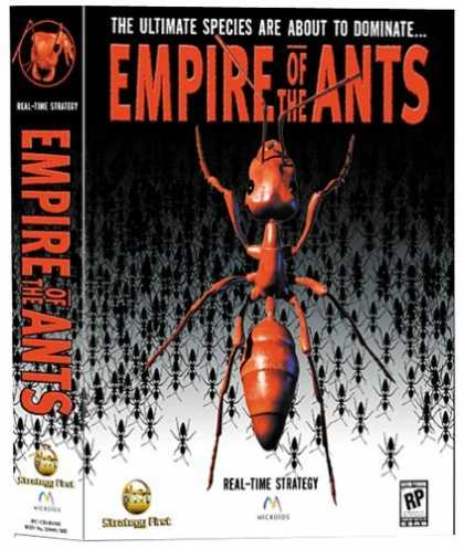 Bestselling Games (2006) - Empire of the Ants