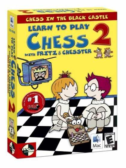 Bestselling Games (2006) - Learn To Play Chess With Fritz & Chesster 2 (Mac)