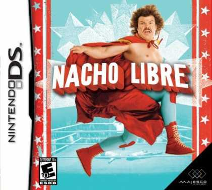 Bestselling Games (2006) - Nacho Libre