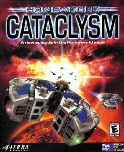 Bestselling Games (2006) - Homeworld Cataclysm
