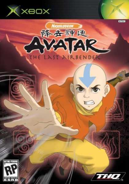 Bestselling Games (2006) - Avatar The Last Airbender
