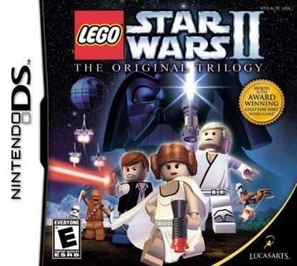 Bestselling Games (2006) - Lego Star Wars II: The Original Trilogy (NDS)