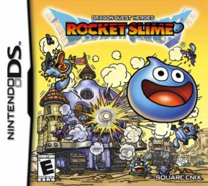 Bestselling Games (2006) - Dragon Quest Heroes: Rocket Slime