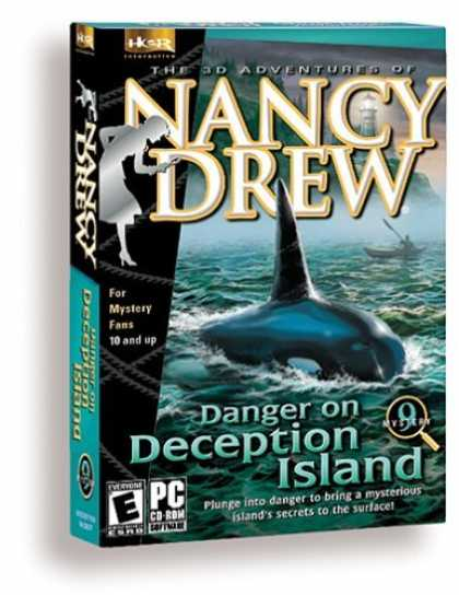 Bestselling Games (2006) - Nancy Drew: Danger on Deception Island