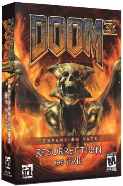 Bestselling Games (2006) - Doom 3: Resurrection of Evil Expansion Pack