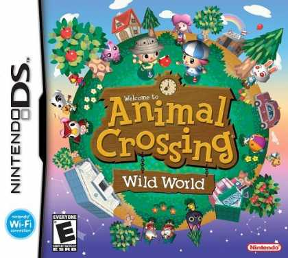 Bestselling Games (2006) - Animal Crossing: Wild World