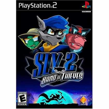 Bestselling Games (2006) - Sly 2 Band of Theives