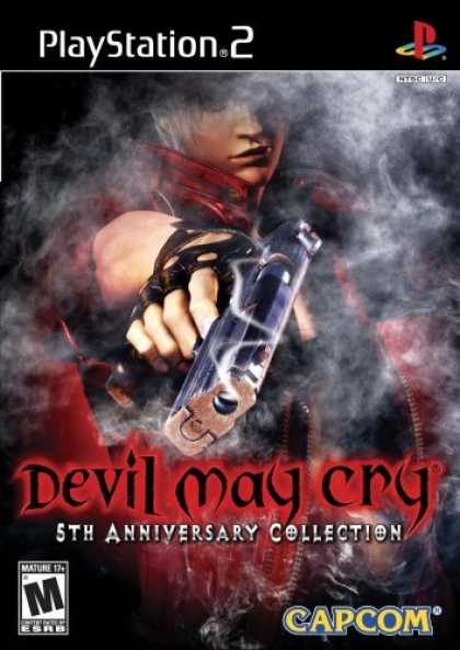 Bestselling Games (2006) - Devil May Cry 5th Anniversary Bundle
