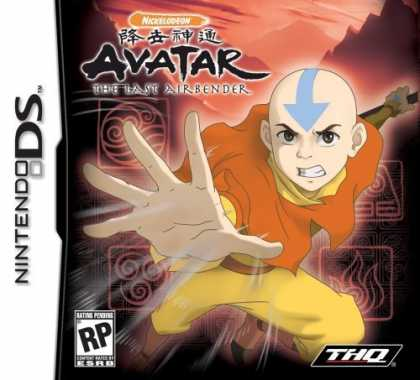 Bestselling Games (2006) - Avatar: The Last Airbender