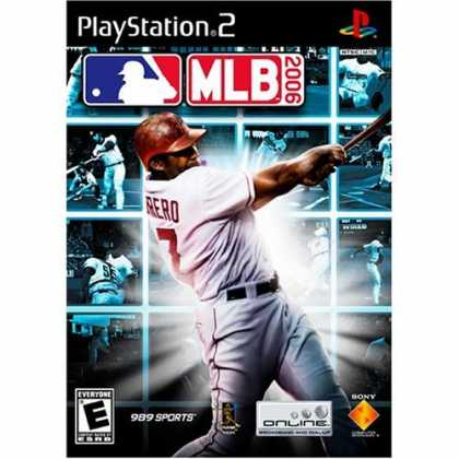 Bestselling Games (2006) - MLB '06: The Show