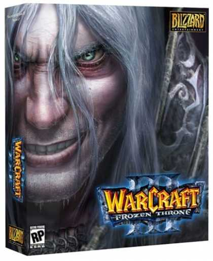 Bestselling Games (2006) - WarCraft III Expansion: The Frozen Throne