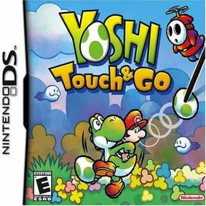 Bestselling Games (2006) - Yoshi Touch and Go