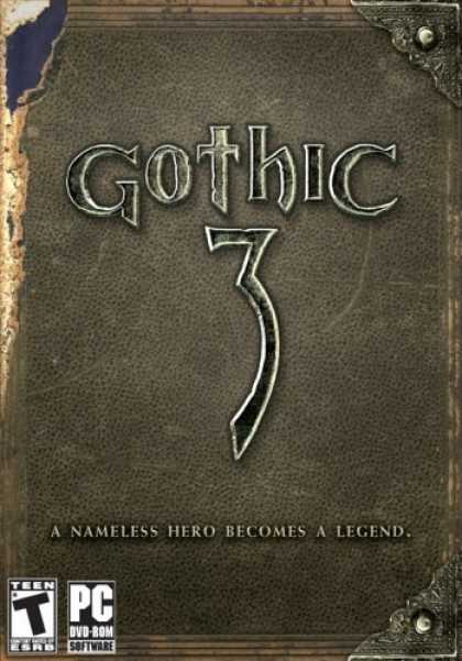 Bestselling Games (2006) - Gothic 3
