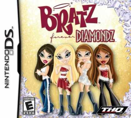 Bestselling Games (2006) - Bratz Diamondz
