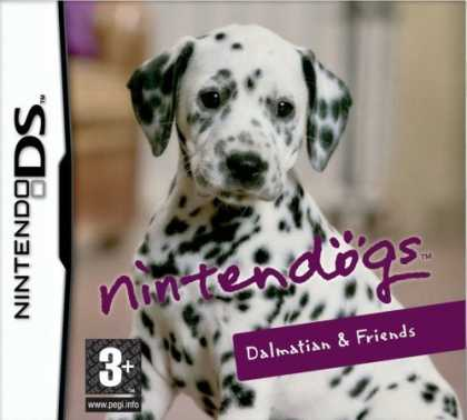 Bestselling Games (2006) - Nintendogs Dalmatian & Friends