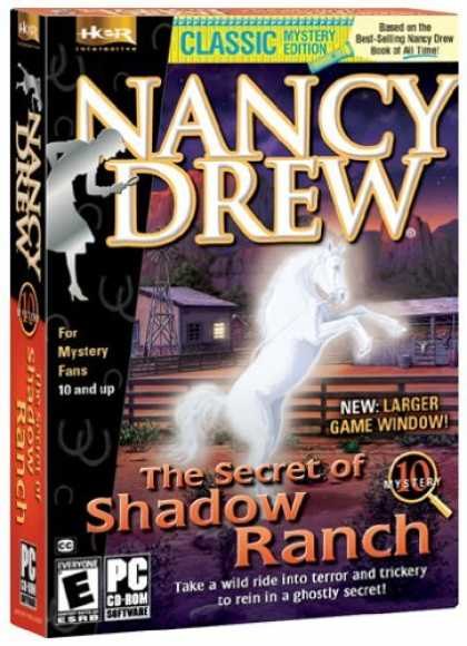 Bestselling Games (2006) - Nancy Drew - The Secret of Shadow Ranch