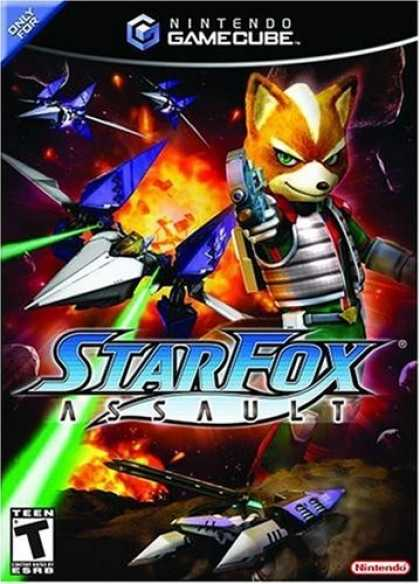 Bestselling Games (2006) - Star Fox Assault