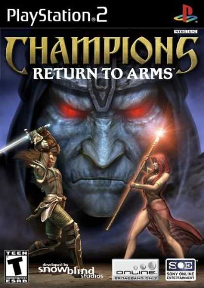 Bestselling Games (2006) - Champions Return to Arms