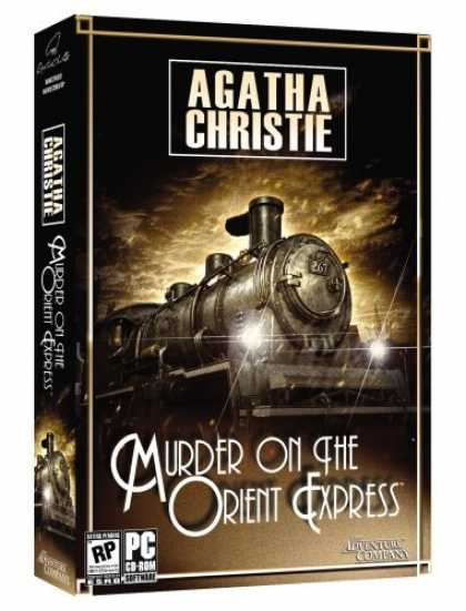 Bestselling Games (2006) - Agatha Christie : Murder on the Orient Express