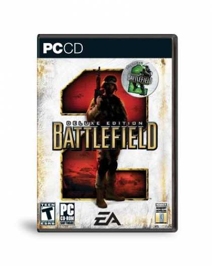 Bestselling Games (2006) - Battlefield 2 Deluxe Edition