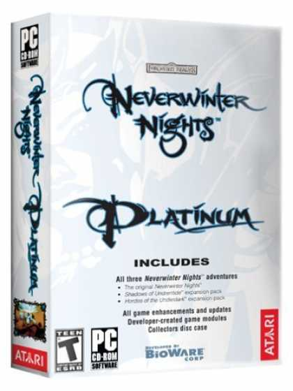 Bestselling Games (2006) - Neverwinter Nights Platinum