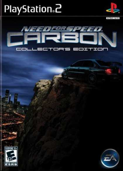 Bestselling Games (2006) - Need for Speed Carbon Collector's Edition