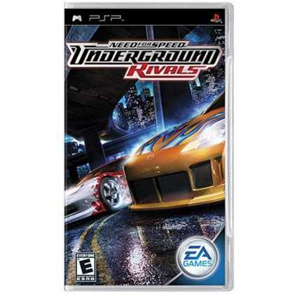 Bestselling Games (2006) - Need for Speed: Underground Rivals