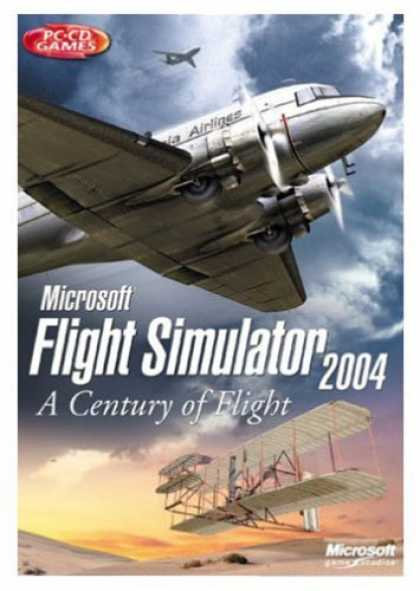 Bestselling Games (2006) - Microsoft Flight Simulator 2004: A Century of Flight