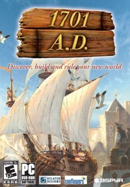 Bestselling Games (2006) - 1701 A.D.