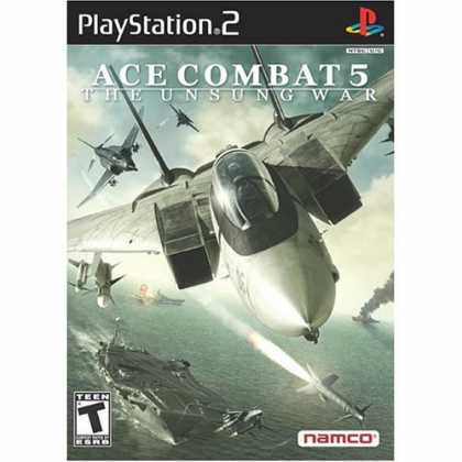 Bestselling Games (2006) - Ace Combat 5