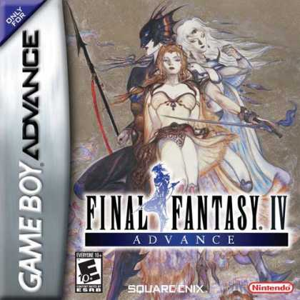 Bestselling Games (2006) - Final Fantasy IV Advance