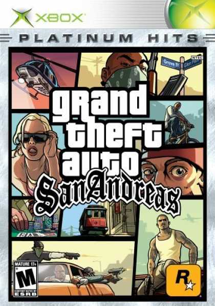 Bestselling Games (2006) - Grand Theft Auto San Andreas