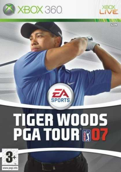 Bestselling Games (2006) - Tiger Woods PGA Tour 07