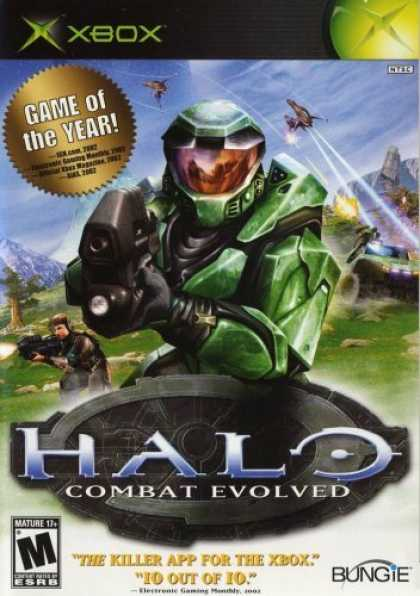 Bestselling Games (2006) - Halo