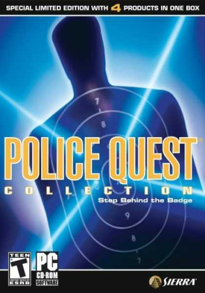 Bestselling Games (2006) - Police Quest Compilation